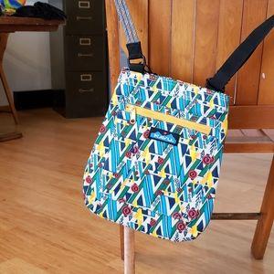 Kavu Keepalong Bag/ Woodland Art